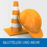 Infos zu Baustellen in Gersthofen