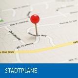 WIRTSCHAFT, PLANUNG - Bebauungspläne & Stadtplan